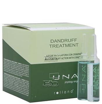 Rolland UNA Dandruff Treatment 0.34oz – 12 Vials
