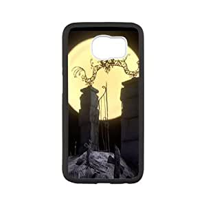 Nightmare Before Christmas Samsung Galaxy S6 Cell Phone Case Black xlb-150772
