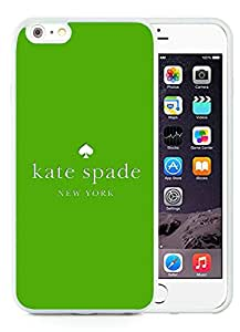 Most Popular Custom iPhone 6 Case Kate Spade New York Silicone TPU Phone Case For iPhone 6 Cover Case 236 White