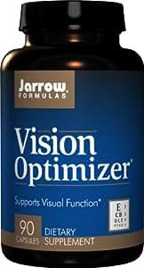 Jarrow Formulas Vision Optimizer, Supports Visual Function, 90 Caps