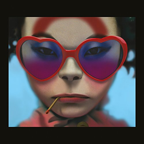 Music : Humanz (Explicit)(2CD Limited Deluxe Edition)