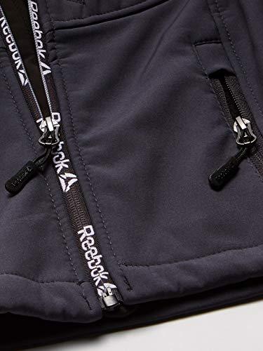 Reebok boys Active Super Soft Shell Jacket