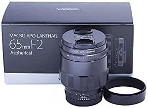 Voigtlander MACRO APO-LANTHAR 65mm F2 Aspherical Macro Lens for Sony E Mount Camera