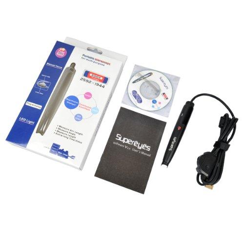 Supereyes 5Mpx B008 Handheld USB Portable Digital Microscope Camera