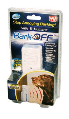 Dog Ultrasonic Anti Barking Training Aid