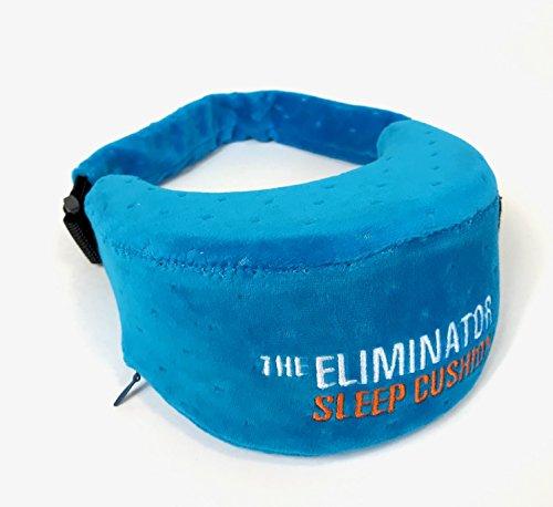 The Eliminator Series Sleep Aid Cushion Travel Sleep Pillow Cushion Apnea Anti Snore (Best Anti Snore Pillow Reviews)