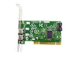 Dell H924H Dual Port IEEE-1394 PCI FireWire Controller Card 0H924H