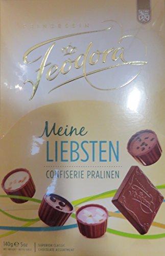 Feodora Meine Liebsten - Confiserie Pralinen (140g)