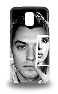 Premium Galaxy S5 3D PC Case Protective Skin High Quality For Jude Law The United Kingdom Male Cold Mountain ( Custom Picture iPhone 6, iPhone 6 PLUS, iPhone 5, iPhone 5S, iPhone 5C, iPhone 4, iPhone 4S,Galaxy S6,Galaxy S5,Galaxy S4,Galaxy S3,Note 3,iPad Mini-Mini 2,iPad Air )