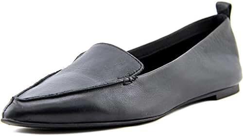Aldo Galinsky Women Pointed Toe Leather Black Flats