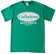 Callahan Auto Parts T-Shirt-Funny Tommy Boy Movie Shirt