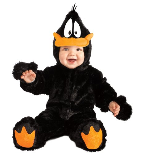 Daffy Duck Costume (Daffy Duck Baby Infant Costume - Baby 12-18)