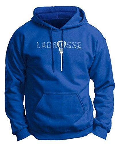 Lacrosse Collage Premium Hoodie Sweatshirt