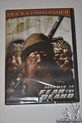 Duckmen 13: Fear the Beard -  Hunting DVD (Fear The Beard Duck Commander)