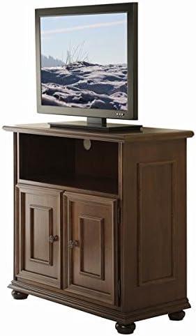 TV de – Cómoda Verona Nussbaum Antiguo barnizado de Albero Muebles: Amazon.es: Hogar