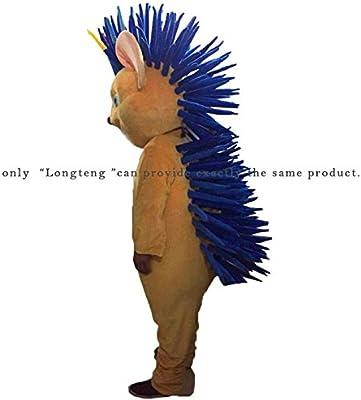 Erizo Disfraz de mascota Cartoon Character adulto Sz Longteng (TM ...