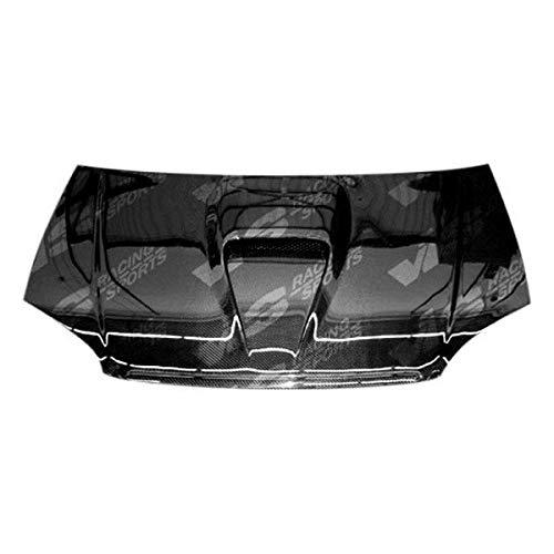 civic carbon fiber hood - 6