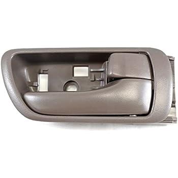 Rear Inside Inner Light Brown Door Handle Kit Passenger RH for Grand Cherokee