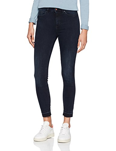 TOM Ankle Femme Janna Jean Black Bleu TAILOR Slim 1001 Blue r5XBfrn