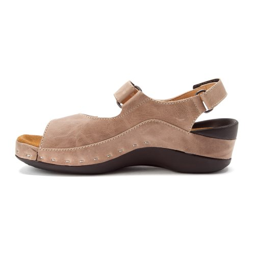 Sandal Leather M 42 Cloggy Cartago Beach EU Women's Wolky X6w4qq