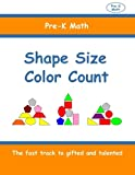img - for Shape Size Color Count book / textbook / text book