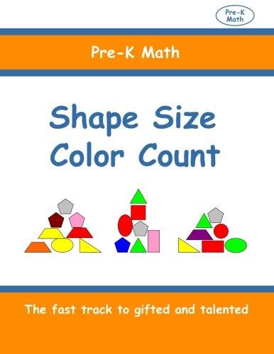 - Shape Size Color Count