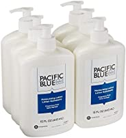 Pacific Blue Select Countertop Moisturizing Lotion by GP PRO (Georgia-Pacific), Unscented, 43461, 443 mL Per B