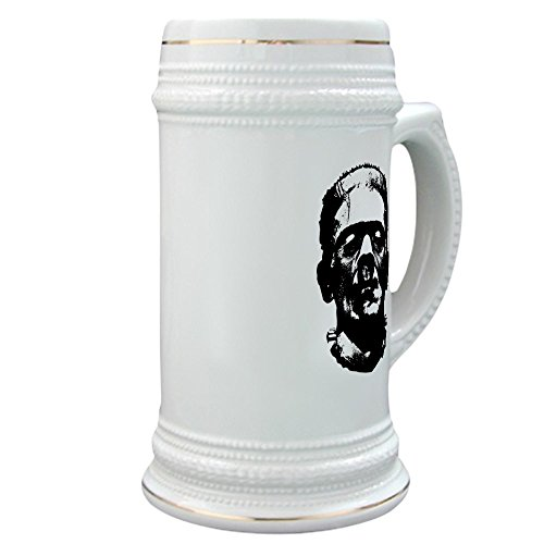 CafePress Frankenstein Monster Stein Ceramic