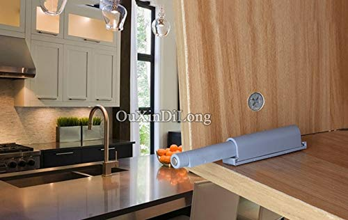 10PCS Drawer Catch System Soft Close Push Open System Damper Buffer For Cabinet Door by Kasuki (Image #4)
