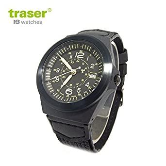 4a089955620 traser watch Military watch Japan limited model TYPE3 Pilot Black Type 3  pilot P5900.516.K3.11 Men Women 9031554  Amazon.co.uk  Watches