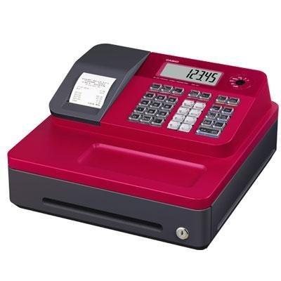 Casio SE-G1SC-RD Thermal Print Cash Register (Casio Thermal Print Cash Register compare prices)