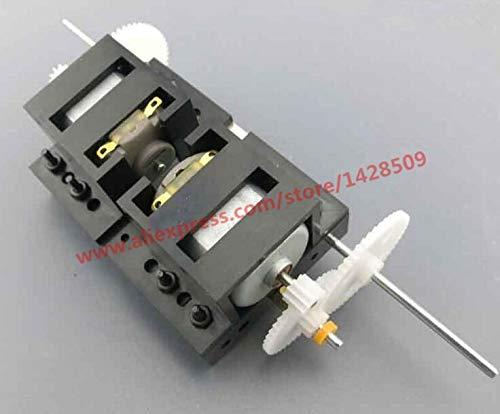 Part & Accessories 1 set C2A hight quality metal Micro motor change speed gear box and reduction gearbox
