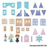 Disney Wooden Toys Frozen Arendelle Castle Block