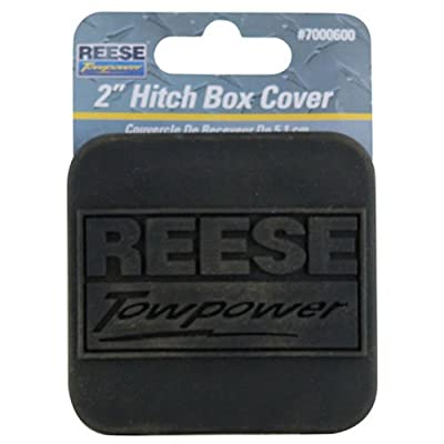 Reese Towpower 7000600 Receiver Tube Cover: Automotive