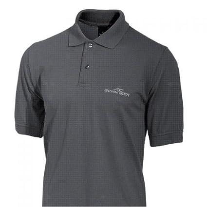 AC SCHNITZER Polo camisa xl Antracita: Amazon.es: Coche y moto
