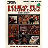 Holiday fun in plastic canvas (Plastic canvas library series)