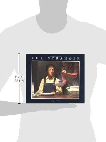 The Stranger by Houghton Mifflin Books for Children (Image #2)