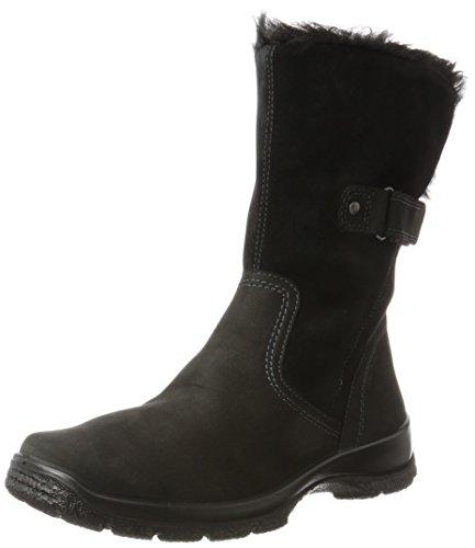 Legero Dames Trekking Slip Laarzen Zwart (black)