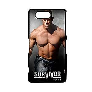 Creative Back Phone Case For Kids Custom Design With Wwe John Cena For Z3 Mini Sony Choose Design 3