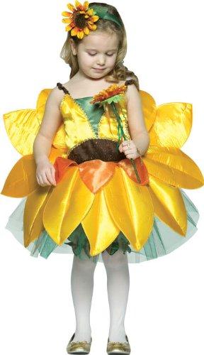 Sunflower Infant Costume