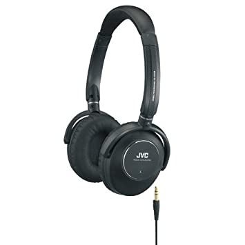 Jvc Ha Nc250 High Quality Noise Cancelling Headphones Amazoncouk