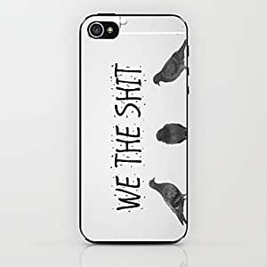QHY Three Birds Pattern hard Case for iPhone 6