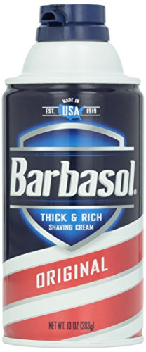 Price comparison product image Barbasol Shaving Cream, Original, 10 oz