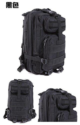 SASAMALL Sport Outdoor Military Rucksacks Tactical Molle Backpack Camping Hiking Trekking Bag