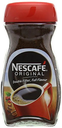 Original Nescafe Original Instant Coffee Imported From The UK England The Best Of British Blended Coffee by Nescafé
