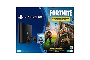 PS4 Pro 1TB Console with Bonus Fortnite Content