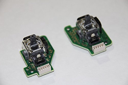 Gametown® Analog Stick with PCB Board for Nintendo Wii U GamePad Controller Left Right Set by Gametown® (Image #2)