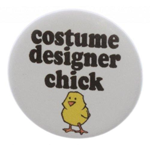 A&T Designs Unisex - Costume Designer Chick 1.25