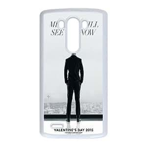 LG G3 Phone Case White Fifty Shades Of Grey ZKH9390182