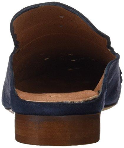 Miralles Pantofole marino Donna Blu 19510 Pedro wACq7ExdA